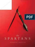 Andrew J. Bayliss - The Spartans-Oxford University Press (2020)