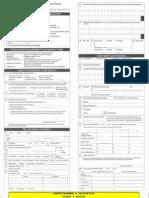 CSI APP FORM 032009