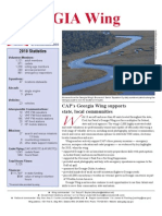 Georgia Wing - Annual Report (2010)