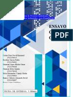ENSAYO FSC LOS 4 ACUERDOS