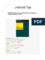 Android Tps