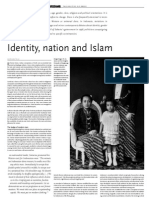 Identity nation and islam