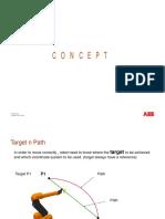 Intro to ABB Robotic 1 - Concept