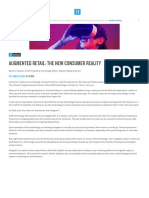 2019.12 FMCG - Augmented Retail The New Consumer Reality – Nielsen
