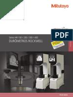 FP-201-963(3) - Durometros Rockwell