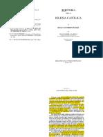 231334489 Laboa Juan Maria Historia de La Iglesia Catolica v Edad Comtemporeana PDF (1)