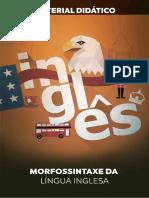 MORFOSSINTAXE-DA-LÍNGUA-INGLESA