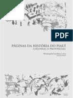 Páginas Da História Do Piauí Colonial e Provincial_livro_Cead [E-book]