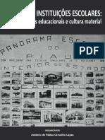 História de Instituições Escolares