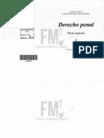 Derecho Penal Parte Especial - Creus y Boumpadre (Tomo II)