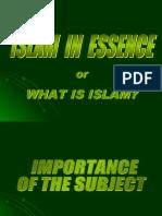 09-IslaminEssence