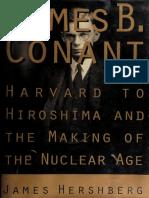 James B. Conant _ Harvard to Hi - Hershberg, James G. (James Gord