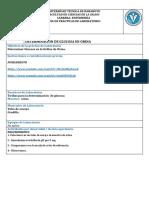 GUIA DE LABORATORIO PRACTICA   -11 DETERMINACION DE GLUCOSA EN ORINA
