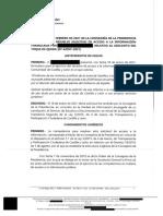 Informe de los Servicios Jurídicos de la Junta de Castilla y León argumentando la viabilidad de adelantar el toque de queda a las a las 20:00 horas