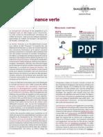 Eco Bref Finance Verte