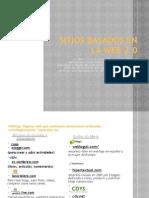 SITIOS BASADOS EN LA WEB 2