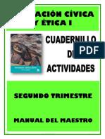 1° FCE 2T - ALUMNO