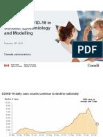 Federal COVID-19 Modelling Update - EN 20210219