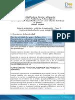 Guia de actividades y Rúbrica de evaluación - Paso 2 - Implementando el entorno de trabajo GNU Linux