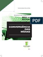 Pos Midias - Convergencia Das Midias - MIOLO