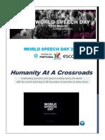 WORLD SPEECH DAY 2021_EHT´s 21