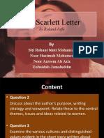 Scarlett Letter Combine All