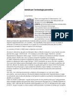 Nuove indicazioni ministeriali per l'archeologia preventiva - Di Donno 2016