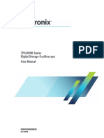TPS2000B Series Digital Oscilloscope User Manual 077137900
