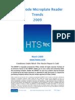 Multi-Mode Microplate Reader Trends 2009 FOC