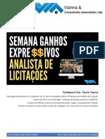 PDF Aula 3 Ganhos Expressivos Do Analista de Licitação