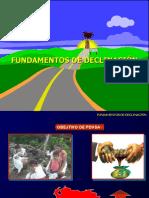 Presentacion de Declinacion General2
