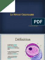 Biologie-Maroc.com ♕ Copy of CH1 - Noyau Cellulaire