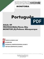 ResumoPortuguêsAula09