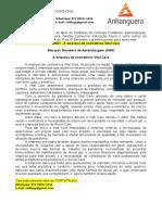 2º E 3º SEMESTRE ADM E CCO 2021 - A Empresa de Cosméticos Vital Care