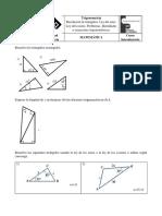 Ejercicios y Problemas Trigonometría