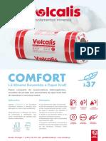 Ficha Técnica Comfort Painel Revestido a Papel Kraft