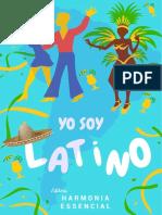 eBook Yo Soy LatIno - Prof. Silvio Ribeiro