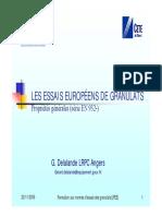 Essais Européens sur les Granulats_Serie 932 (G. Delalande LRPC Angers)