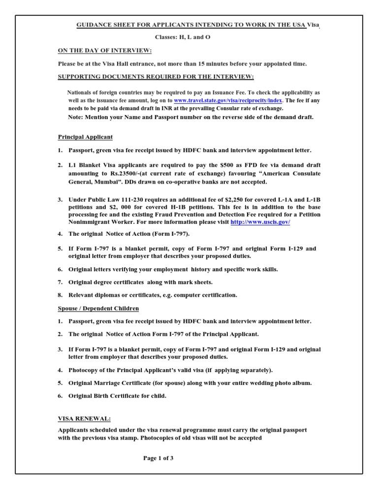 Guidance For Visa Travel Visa Passport