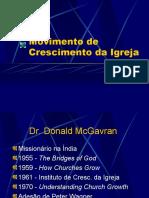 Movimento de Crescimento da Igreja