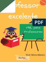 Ebook PNL para professor - Silvio Ribeiro