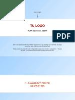 Plantilla Plan Social Media 2