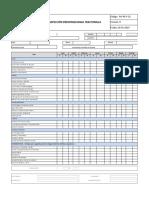 RV PS F 21 Inspeccion Pre Operacional Tractomula