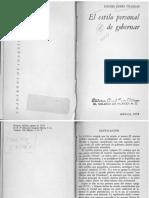 002_Cossio Villegas_El Estilo Personal de Gobernar (LISTO)