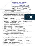 Examen de Exploracion de Quimica II 2020-21 a Distancia