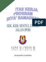 KERTAS KERJA smart ramadhan 2010