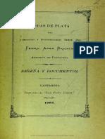 Bodas_de_Plata_del_Ilustrsimo_Pedro_Adn_Brioschi_Arzobispo_de_Cartagena__resea_y_documentos