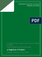 Apostila_DEFINIR 3. Registrar o Projeto