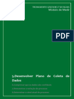 Apostila_MEDIR 1. Desenvolver Plano de Coleta de Dados