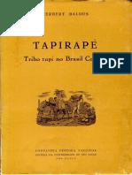 Baldus_1970_TapirapeTriboTupi